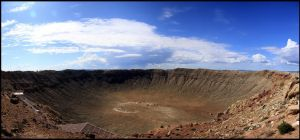 Meteor Crater by sicmentale