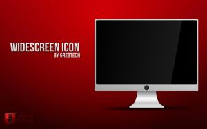 Widescreen Icon by grebtech