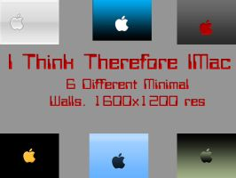 I Think Therefore IMac by MisterFatJ