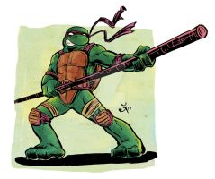 Donatello by MIRRORMASTER