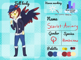 PKMN New Haven APP by Bowtiefoxin
