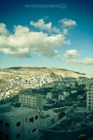 Mount Ebal by Muhanned