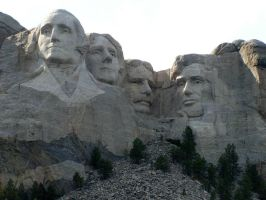 the rushmore by ItsAllStock