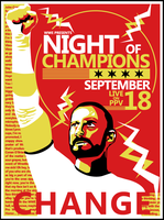 Night of Champions 2011 Revise by fadingaway