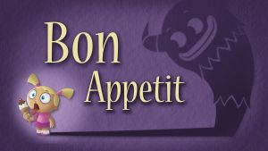 Bon Appetit Animation by Kegg