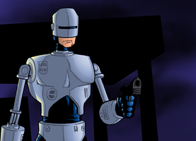RoboCop - Tobstyle by zAidoT