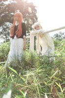 Honey and Clover 01 by Itismoi