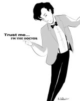 Trust me I'm The Doctor by HelQ