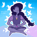 SU-Here Comes A Thought by 763Lilypadpandaowl