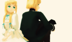 MMD - Thank you by Shichi-4134