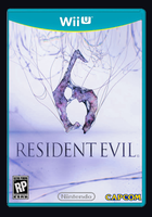 Resident Evil 6 Wii U by RobinGMS