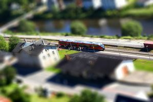 Tilt Shift 1 by od1e