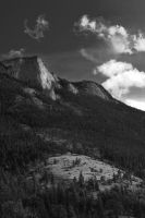 Estes park 2 bw by mwill8886
