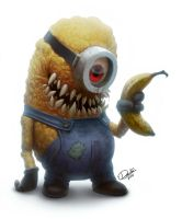 Minion by Disse86