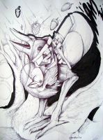 swan by artistinres