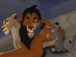 Scar is Annoyed by SHINeeWorld96