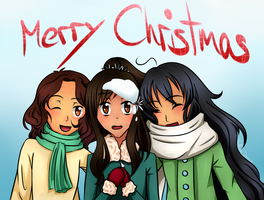 Merry Christmas! by LullabyDance