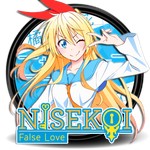 Nisekoi Circle Icon by Knives by knives1024