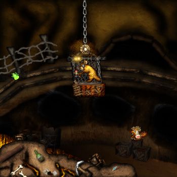 Vermin Range - Mine Shaft by GintasDX