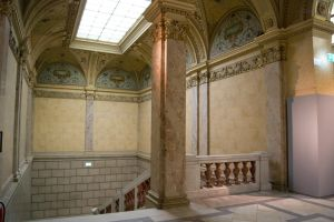 In Vienna's National Art Museum 2 by Almile