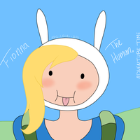 Fionna The Human by ARI-LAIN-ARI