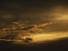 Golden Clouds by Leeuwtje