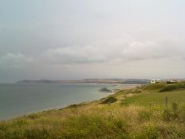 View from Cap Gris Nez 1 by oxygenik