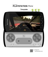 SE PlayStation Phone by hsigmond