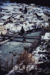 Austria - Pfunds - River by Sophie-Wieland
