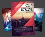 City Party Flyer Bundle Vol.05 by styleWish