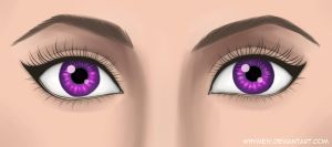 Eyes Practice 2 by whymeiy