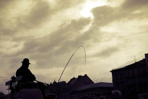 Fisherman on the Market Square by mila2boo