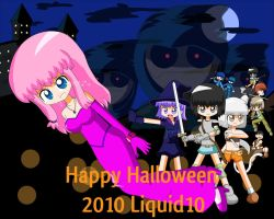 Happy Halloween 2010 by CDefender-RoboKid