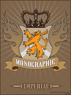 vector_IMPERIAL by monographic