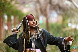 Captain Jack Sparrow Cosplay by captainjaze