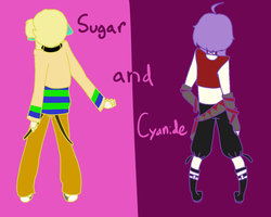 WA: Sugar and Cyanide by kitninja