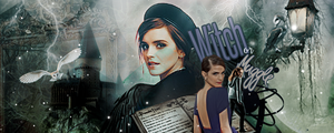 Hermione Witch or Muggle Signature by VaLeNtInE-DeViAnT