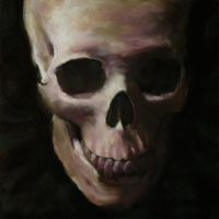 Skull 3 by MesolimbicArt