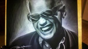 Ray Charles by phareck