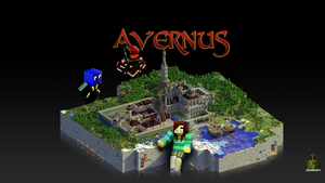 AWNW.NET - Avernus by foxgguy2001