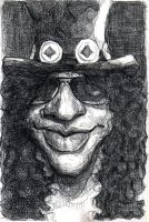 Saul Hudson, Slash... by Parpa
