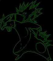 Typhlosion by emo-love-3oh3