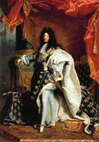 Louis XIV of France 1643-1715 by Kellkrull87