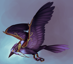 WoW: Flight Form by Clouded-3D