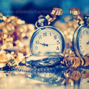 Time goes on by EliseEnchanted