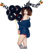 Hyosung (Secret) PNG Render by classicluv