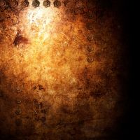 Rusty Bolted Texture 04... by the-night-bird