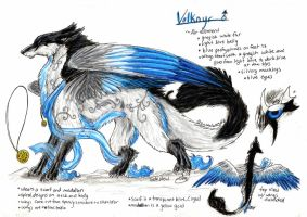 Volknyr by animalartist16