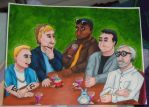The Dinner Party by Lady-KL