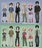 If Code Lyoko Evolution was a cartoon by Millyoko